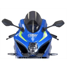 Suzuki GSXR1000 2017-2018 Double Bubble Screen Light Tint | Powerbronze 400-S134-001
