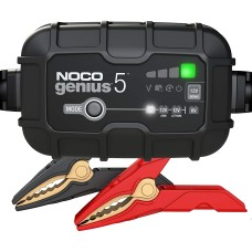 Noco Genius 5 - 6v/12v Battery Charger and Conditioner