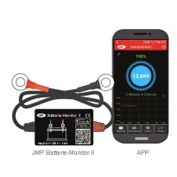 JMP Battery Monitor 2 - Smartphone Battery Monitor