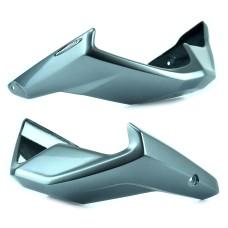 Honda CB650F Sword Silver 2014≥ Belly Pan  | Pyramid Plastics 21053D