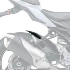 Suzuki GSR 750 2011> Matte Black Hugger Extension | Pyramid 07013