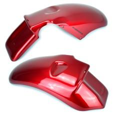 Honda VFR 800i & Vtec >2013 Hugger Candy Glory Red | Pyramid Plastics 07109F