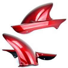 Honda CBF1000 2006-2010 Pearl Sienna Red Hugger | Pyramid Plastics 071700D
