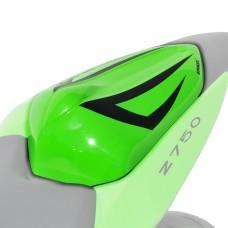Kawasaki Z750 Seat Cover Pearl Green/Noir Metal | Pyramid Plastics 850348060