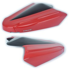 Suzuki SVF650 Seat Cover Red/Black | Pyramid Plastics 850401094