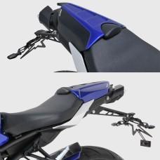 Yamaha MT-10 2016> Seat Cowl Met Blue & Grey | Pyramid Plastics 850296132