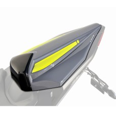 Yamaha MT-07 2016> Seat Cowl Grey/Yellow | Pyramid Plastics 8502Y2121