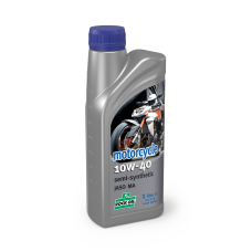 Motorcycle 10W-40 Semi-Synthetic - 1 litre