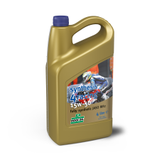 Synthesis 4 Racing 15W-50 Fully Synthetic - 4 litre