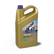 Synthesis Motorcycle 10W-30 Fully Synthetic - 4 litre