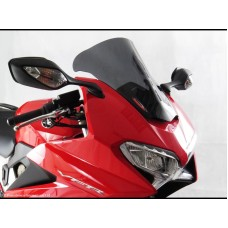 Honda VFR800F 2014-2018 Double Bubble Screen Dark Tint  | Powerbronze 400-H137-002