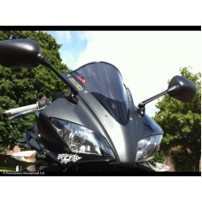 Kawasaki ZZR1400 / ZX14-R 2006-2016 Double Bubble Screen Dark Tint | Powerbronze 400-K120-002