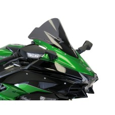 Kawasaki H2 SX / SX SE 2018-2019 Double Bubble Screen Dark Tint | Powerbronze 400-K142-002