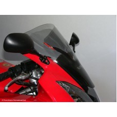 Honda VFR800 VTEC 2002-2013 Double Bubble Screen Dark Tint | Powerbronze 400-H111-002
